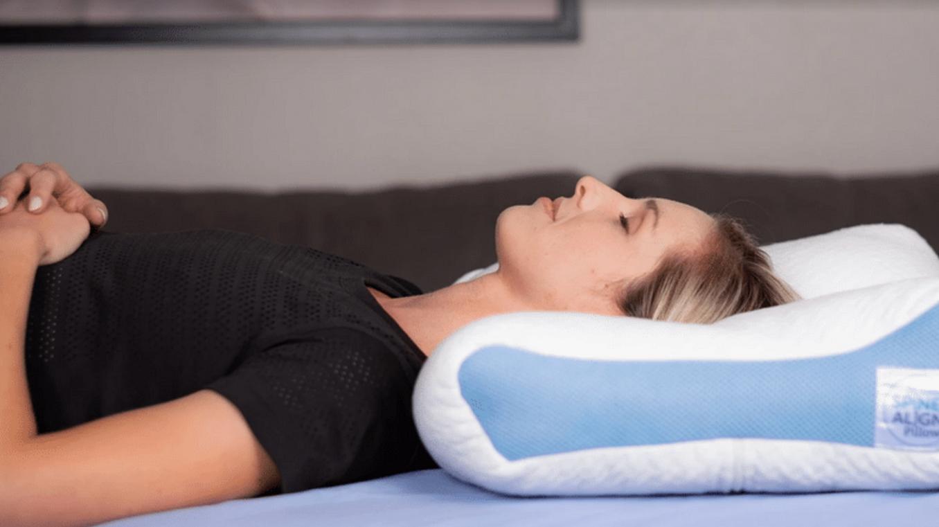 Ensure Restorative Sleep (SpineAlign pillow)